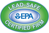 EPS lead-safe certified firm badge